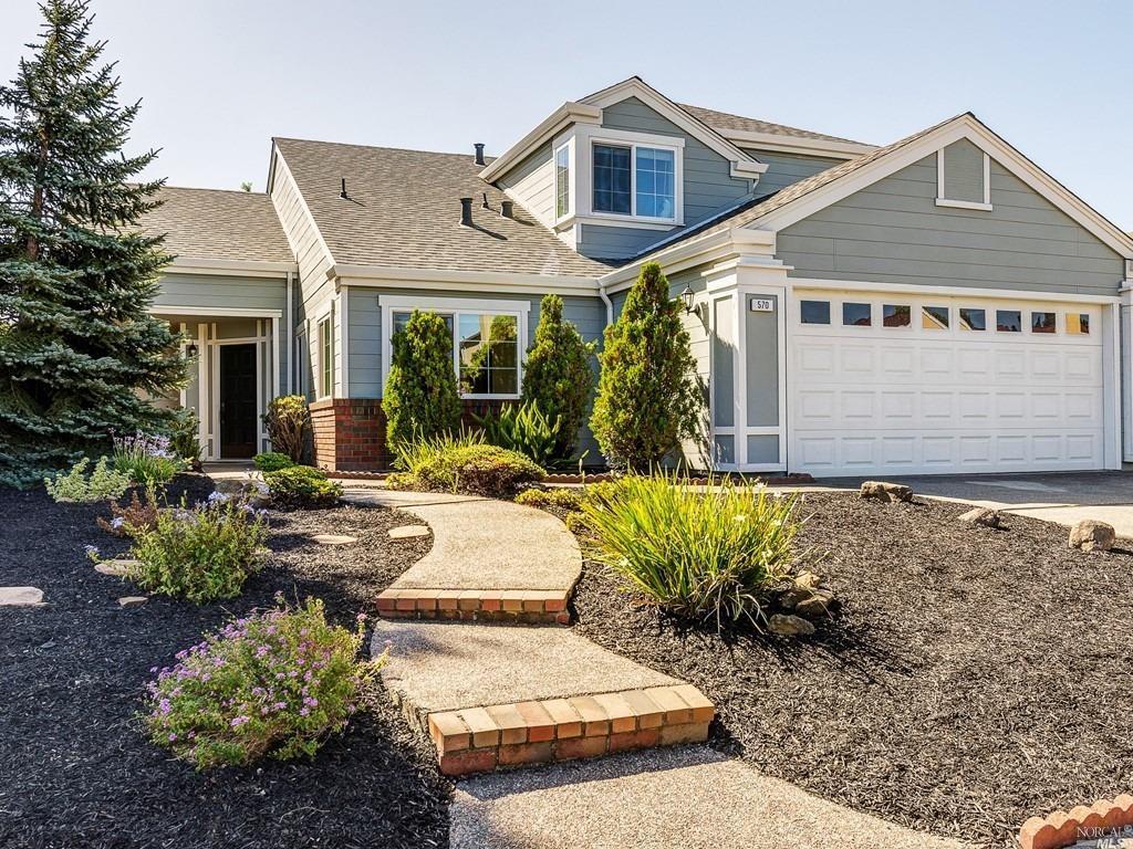 570 Rose Drive, Benicia, CA 94510