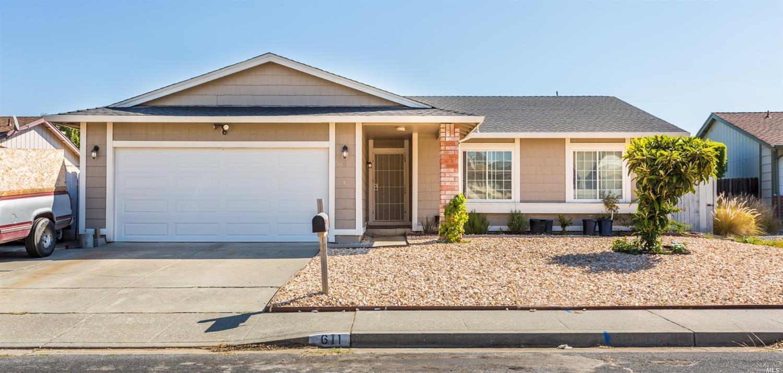 Photo of 611 Kinglet Street, Suisun City, CA 94585