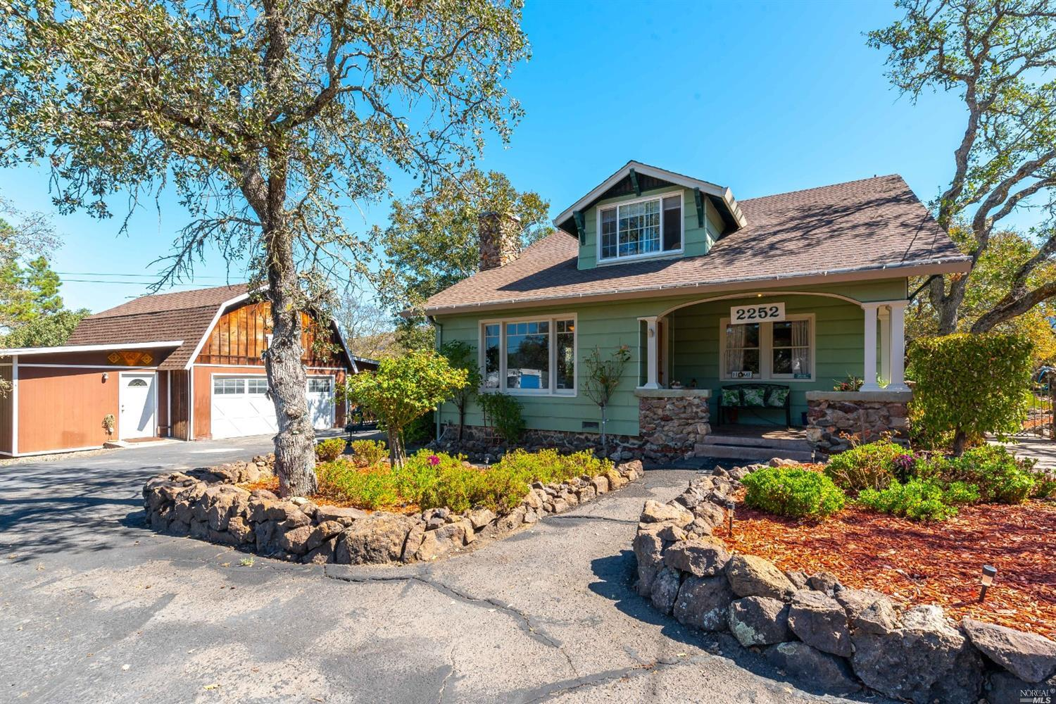 Photo of 2252 1st Avenue, Napa, CA 94558