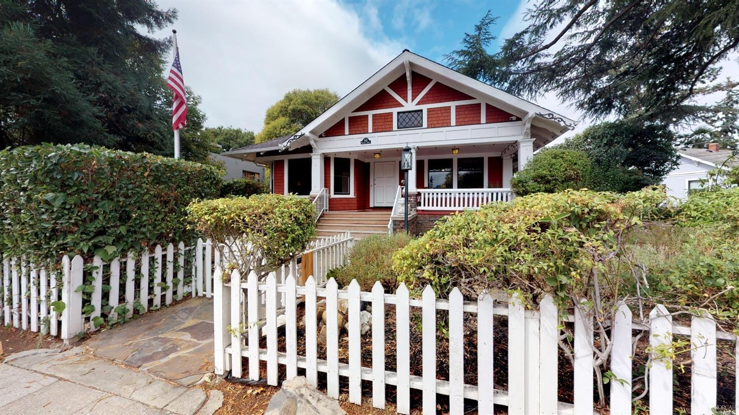Photo of 543 Franklin Street, Napa, CA 94559