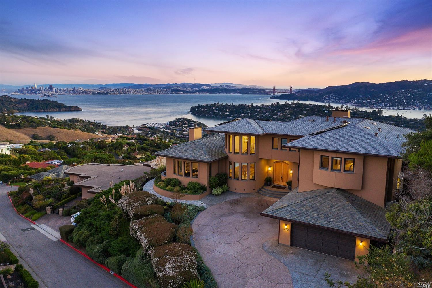 Photo of 123 Sugarloaf Drive, Tiburon, CA 94920