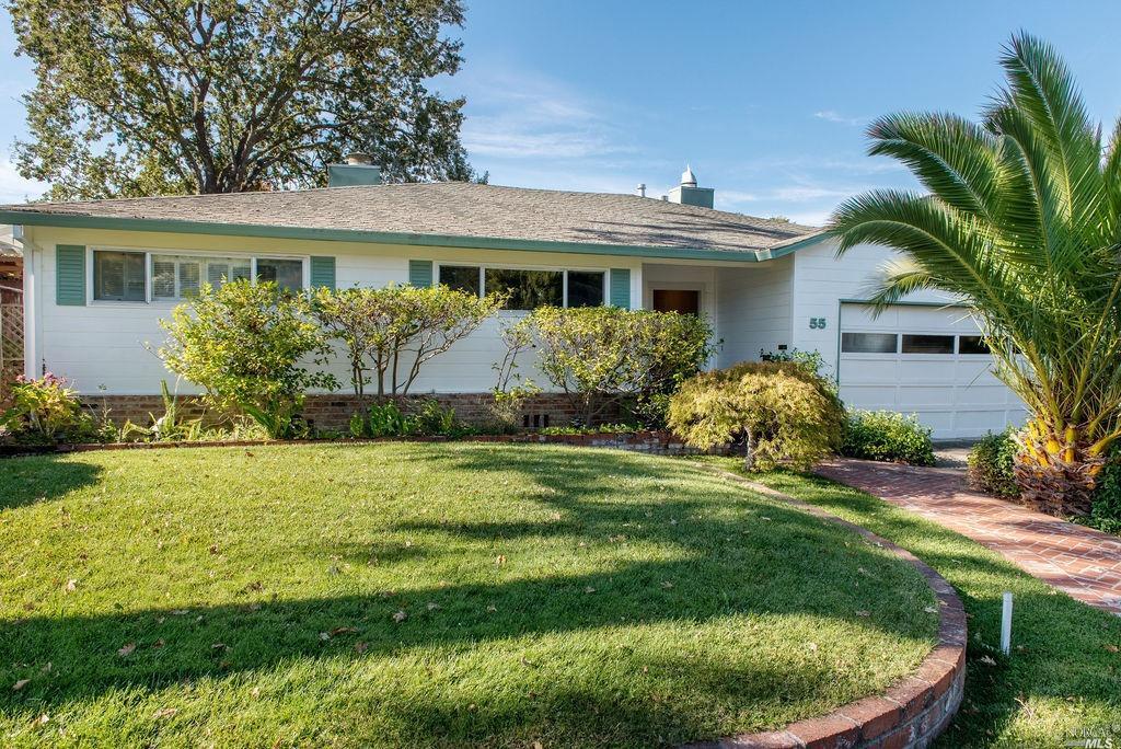 Photo of 55 Meriam Drive, San Rafael, CA 94903