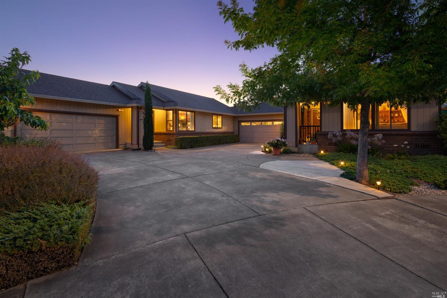As good as it gets Rincon Valley Duplex! Well appointed single level duplex, located in a desirable Rincon Valley neighborhood. Each spacious unit includes 3 beds/2 baths and an attached 2-car garage. Both residences include a living room, separate dining area, AC, washer/dryer hook-ups and gloriously large fenced yards. Unit #809 offers peaceful gardens, with pergola, sunny deck, mature landscaping and workshop. Unit #811 includes a large storage shed and 2 decks, which opens up to the vegetable garden. Only 2 blocks from Oliver's Shopping Center and a short walk to the library, parks. Highly desirable Rincon Valley school district. Live in one and rent the other or hold for investment. Also listed as MLS #21927923 in the residential categ