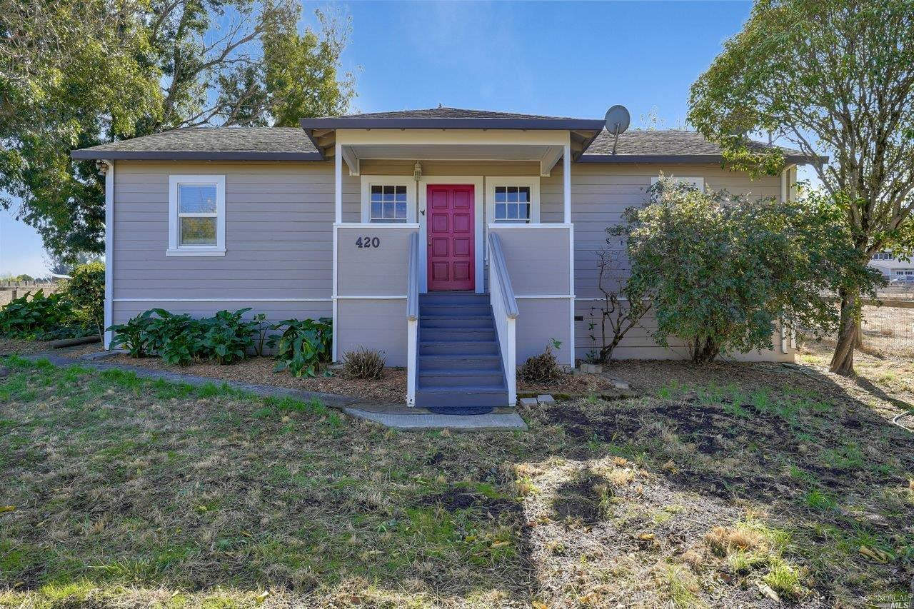 420 W Railroad Ave, Cotati, CA, 94931