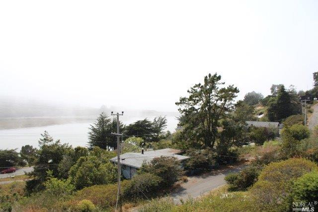 Enjoy stunning views from this remodeled, beautiful home in charming Jenner.  Upgrades include fiber board siding, granite kitchen, windows with inset blinds, and granite bath.  Imagine having your morning coffee with views of the Russian River estuary and the blue Pacific Ocean beyond. Ample off-street parking on paved driveway.  Truly turn-key, the Seller would like to include most furnishings in the sale. This home would make an excellent retreat from city traffic or a fantastic vacation rental.