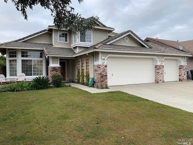 Take a look at this 4 bedroom 3 bath home with a 3 car garage and 2,097sqft of living space. Two of