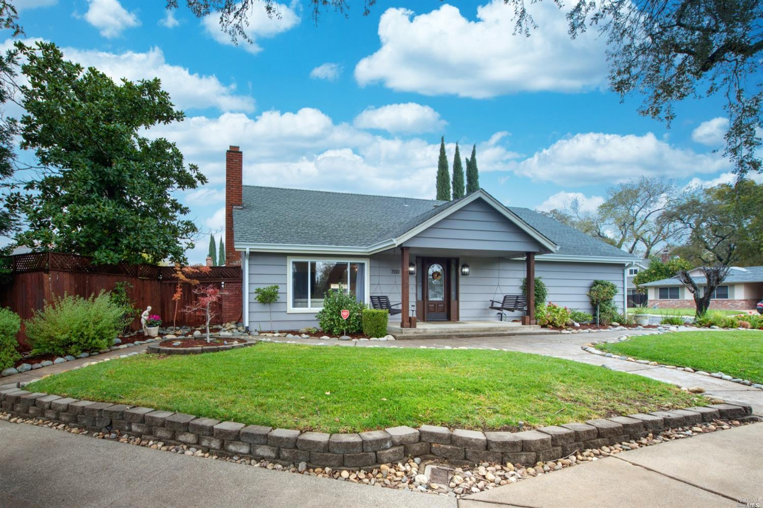 A Northern beauty. This unique home, in North Vacaville has been artfully updated. Step through the