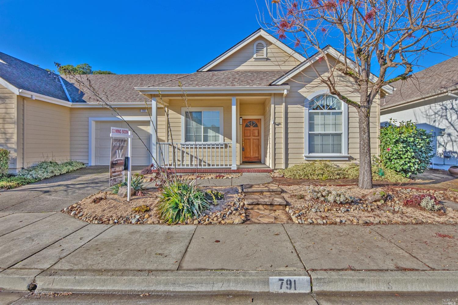 Well maintained and move in ready. This home offers cozy and comfortable living in this highly desir