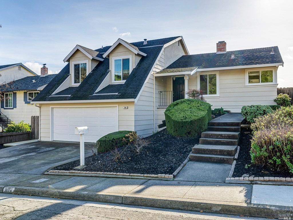 380 Raymond Drive, Benicia, CA 94510