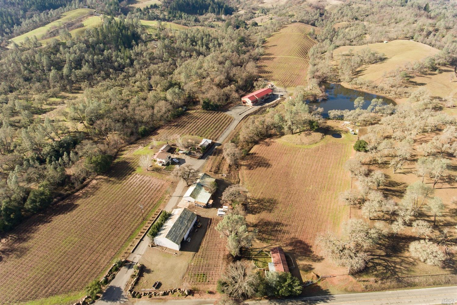 Photo of 6307 Pope Valley Road, Pope Valley, CA 94567
