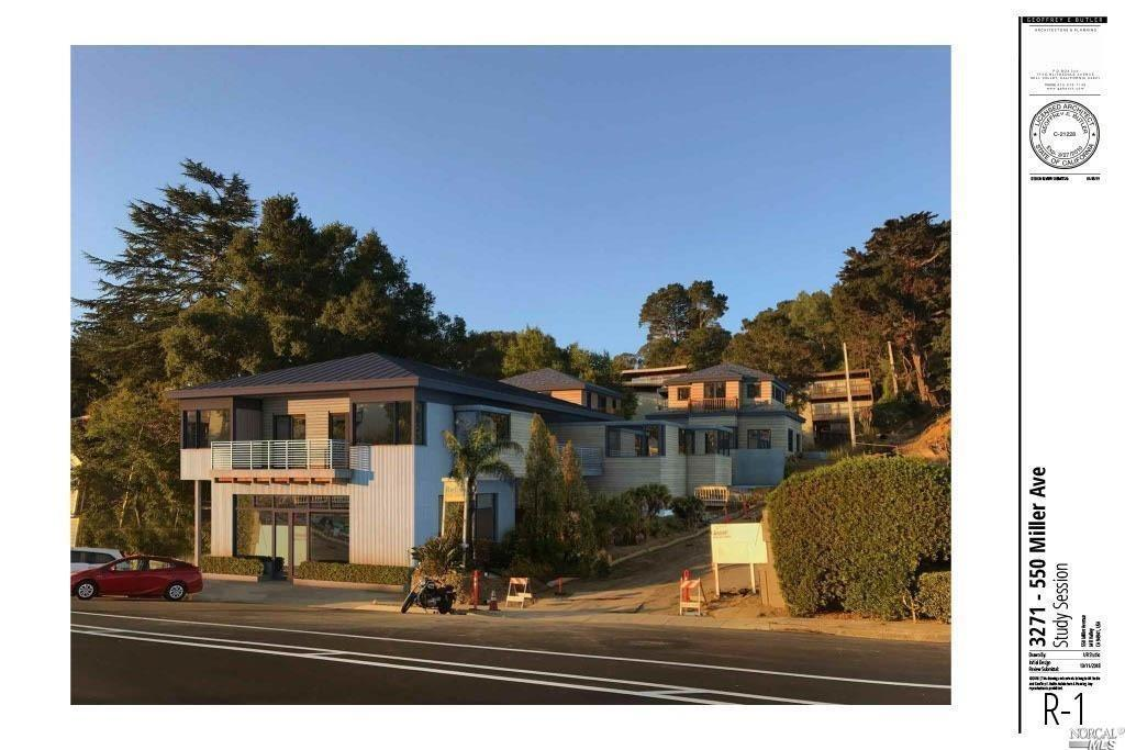 Photo of 550 Miller Avenue, Mill Valley, CA 94941