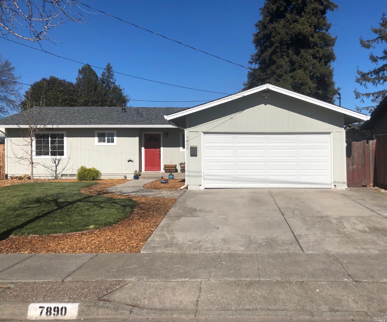 7890 Santa Barbara Dr, Rohnert Park, CA, 94928