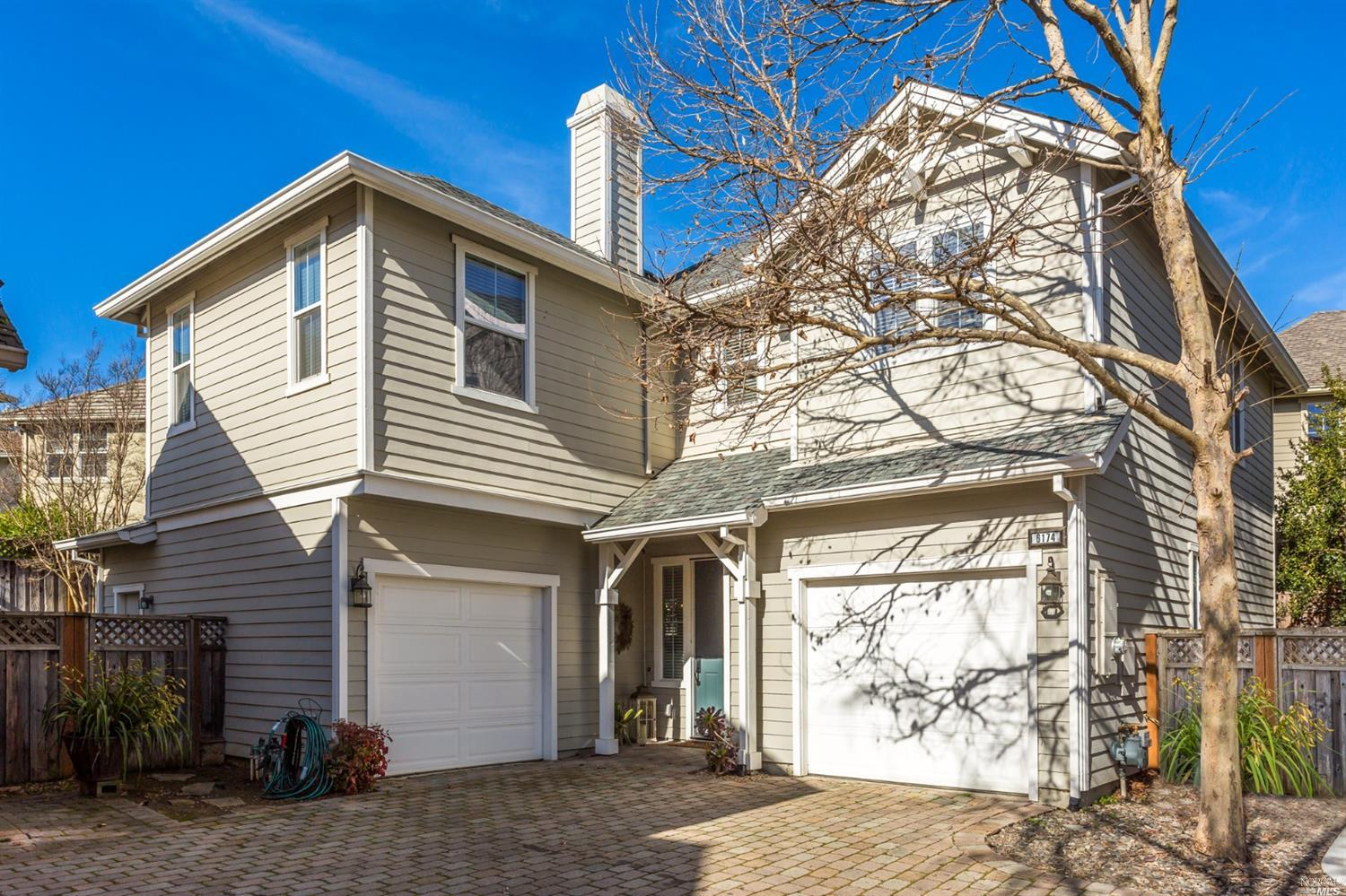 This gorgeous, well-maintained 4 bedroom/3 bath home located in the acclaimed Hiddenbrooke Golf Cour