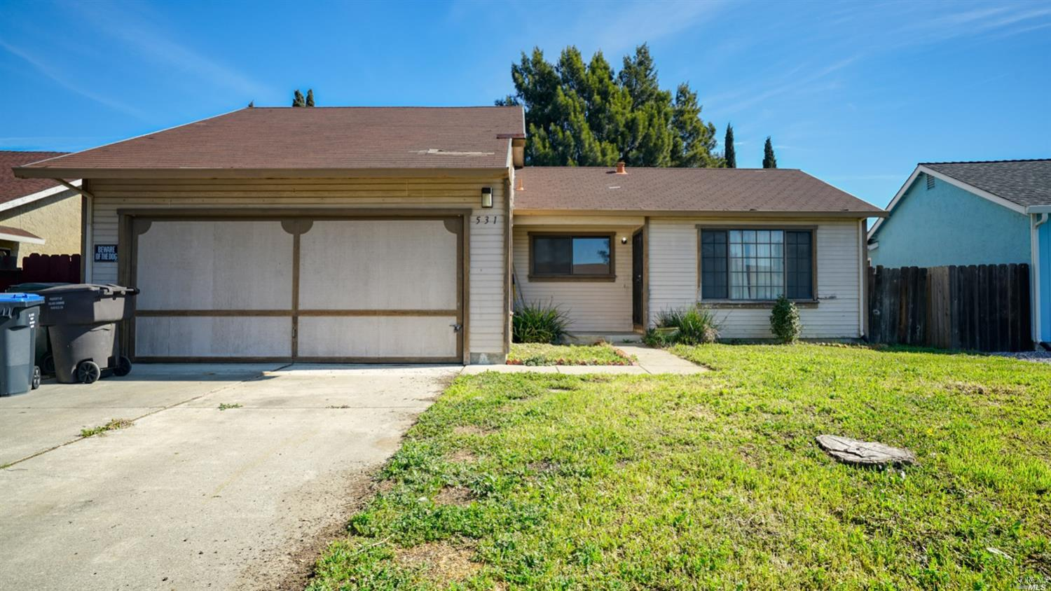 Photo of 531 Arroyo Grande Lane, Suisun City, CA 94585