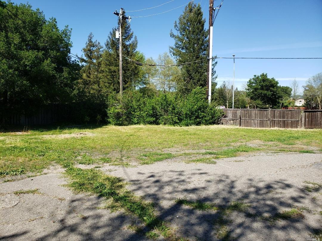 2 side by side parcels totaling 1 +/- acre available for your development ideas! value in land, not the structures. Check with Town of Windsor for the possibilities, great location across from Esposti Park!