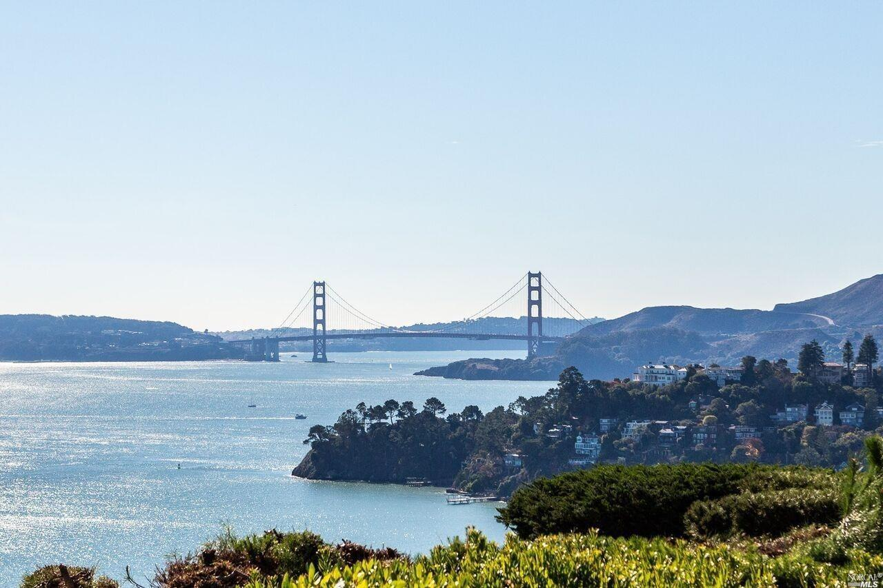Photo of 445 Ridge Road, Tiburon, CA 94920