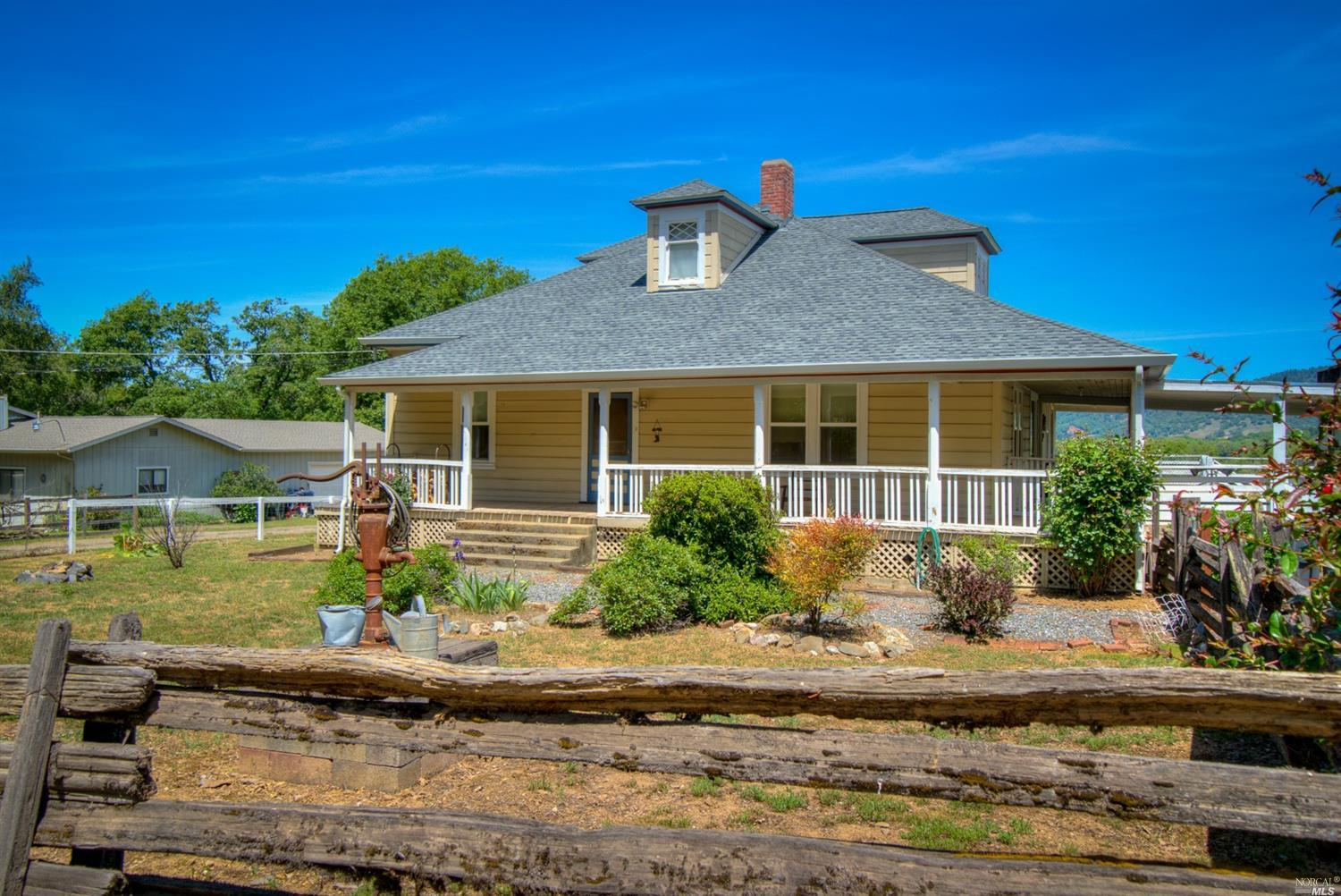 Photo of 1890 East Hill Road, Willits, CA 95490