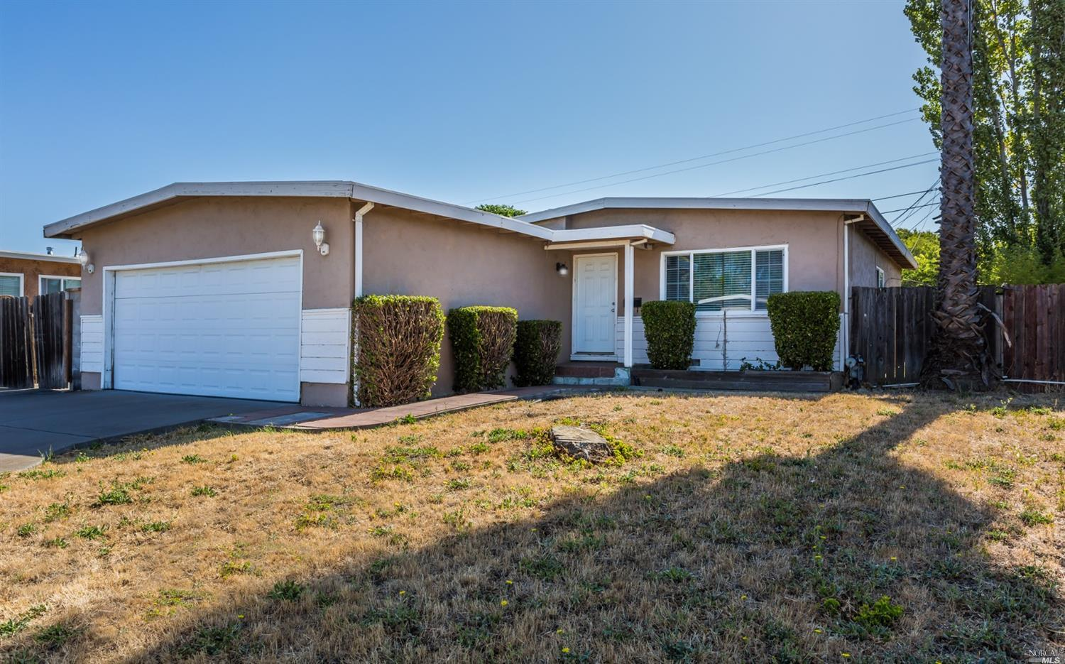 Nestled within a quiet and established neighborhood with close freeway access to both the SF Bay Are