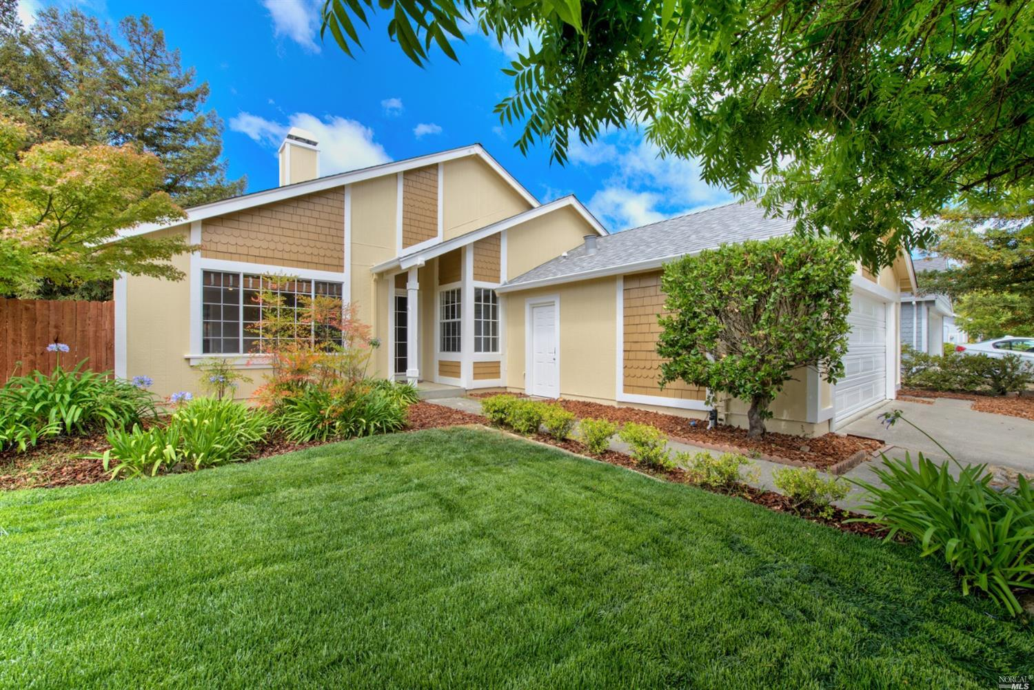 This 4-bedroom 2-bathroom beauty has been lovingly maintained and generously improved. A new roof, n
