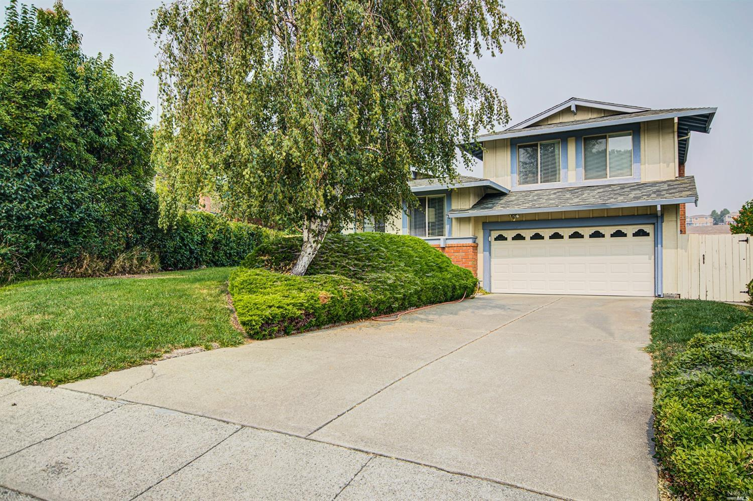 Original owner offering this beautiful tri-level home with 4 bedrooms, 3 baths and views of the hill