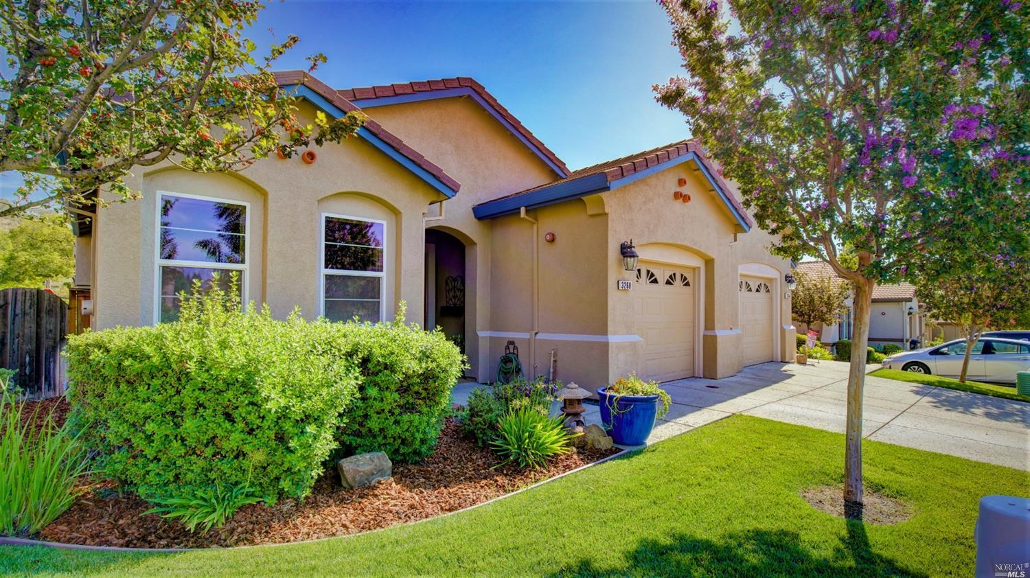 WOW! Beautiful Senior 62+ Duet Home in the Exclusive Gated Community of Rancho Solano! Exterior Just