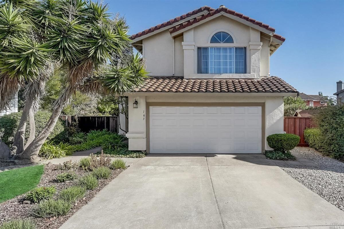 Your search is over! This updated, move-in ready, 2 story 4 bedroom 3 bath home is located in a cour