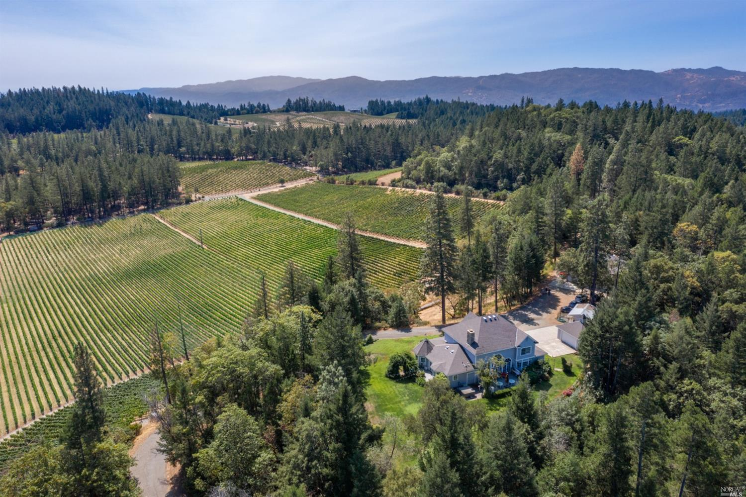 Photo of 700 Las Posadas Road, Angwin, CA 94508