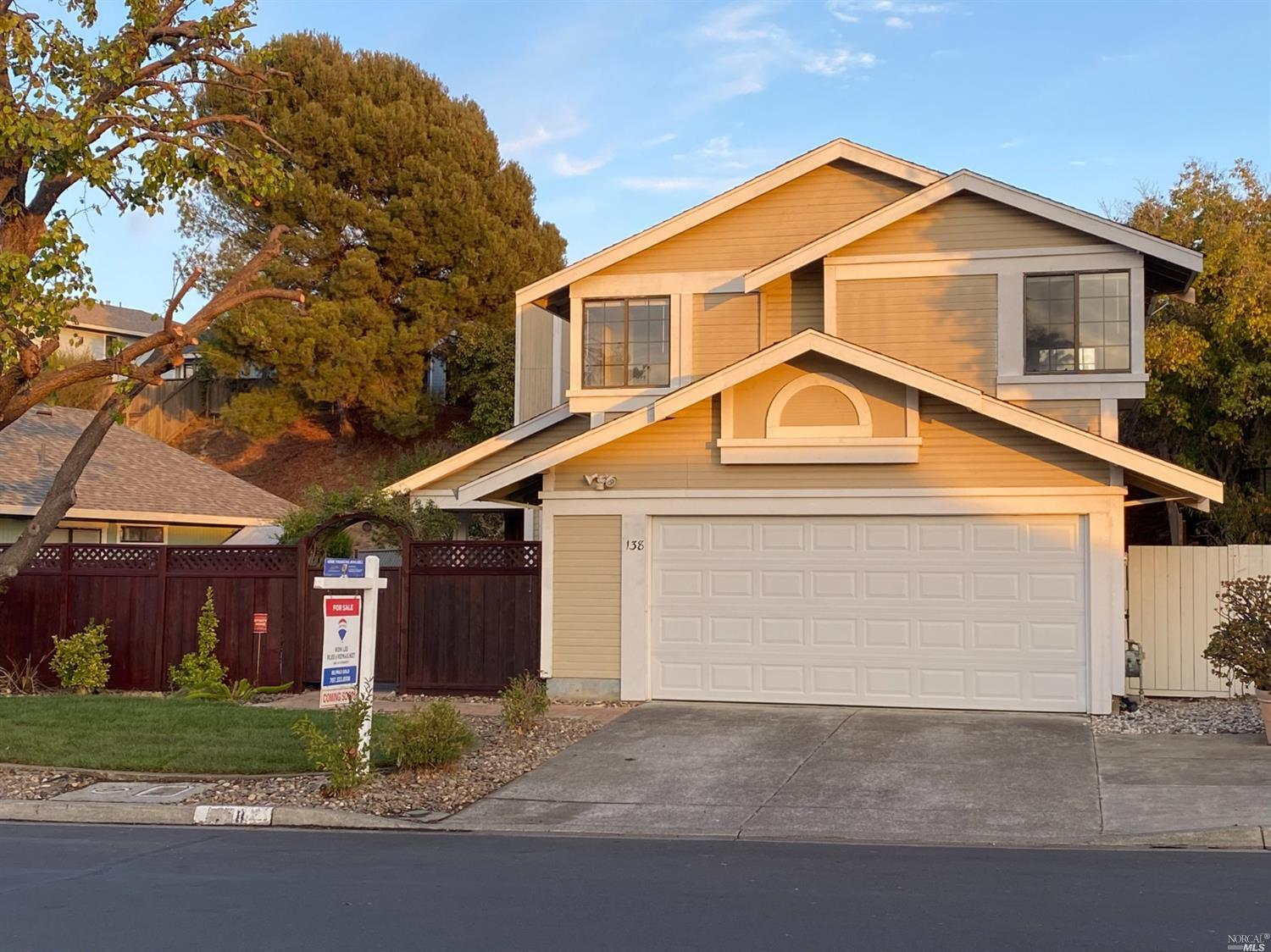 Move-in ready.  Lovely 4 bedroom home on a large lot. Located on a quite street with easy access to