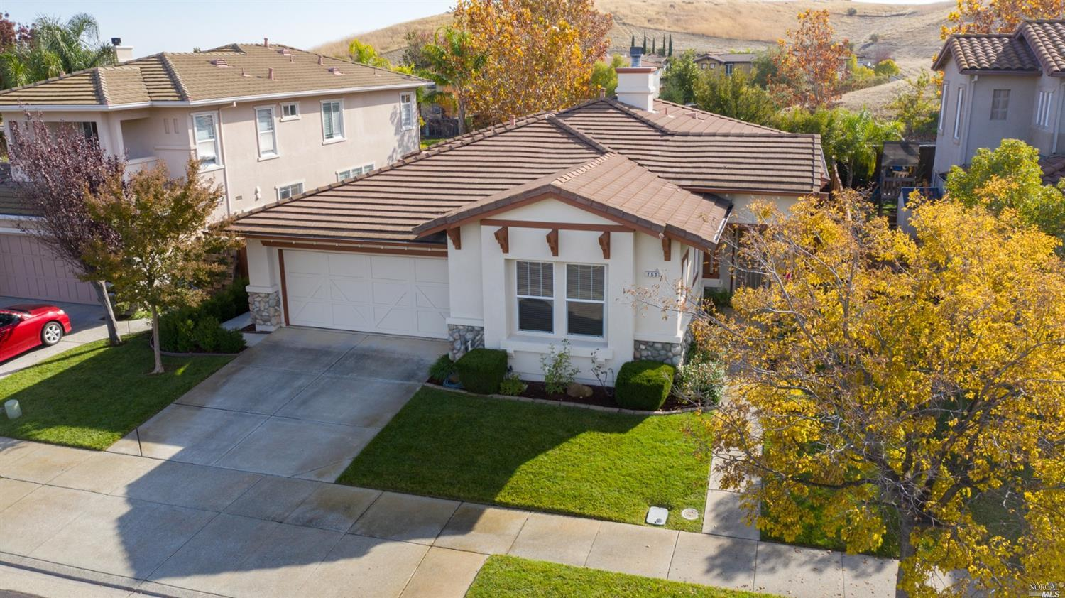 Located in one of Solano County's most sought-after developments Paradise Valley'' sits this expansi