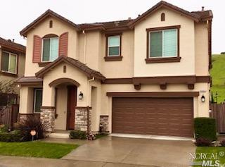 Feels like a new home, 5 years young! Spacious 5 bedroom 3 bathroom smart home in Cordelia hills! Fe