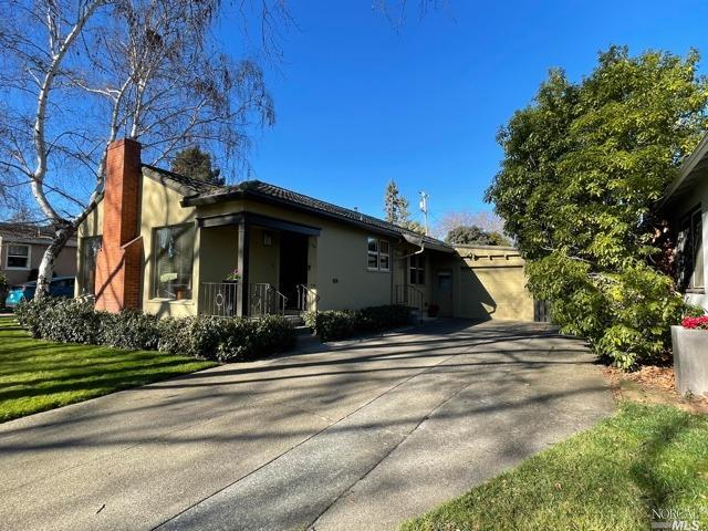Beautiful home on a tree lined street, This home features lots of old time charm, as you enter the h