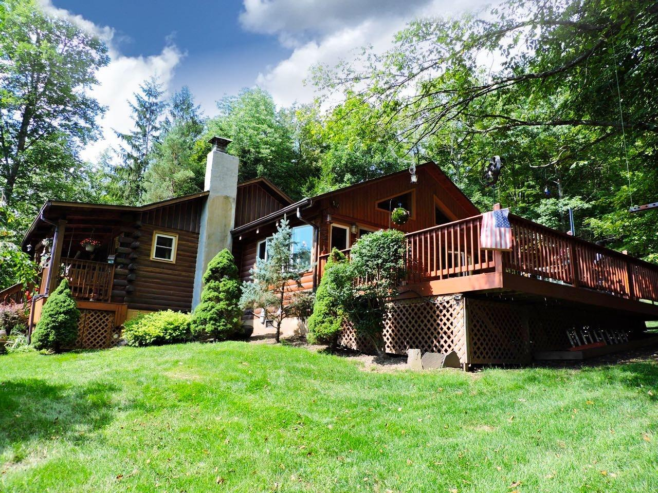 catskill-log-cabins-for-sale