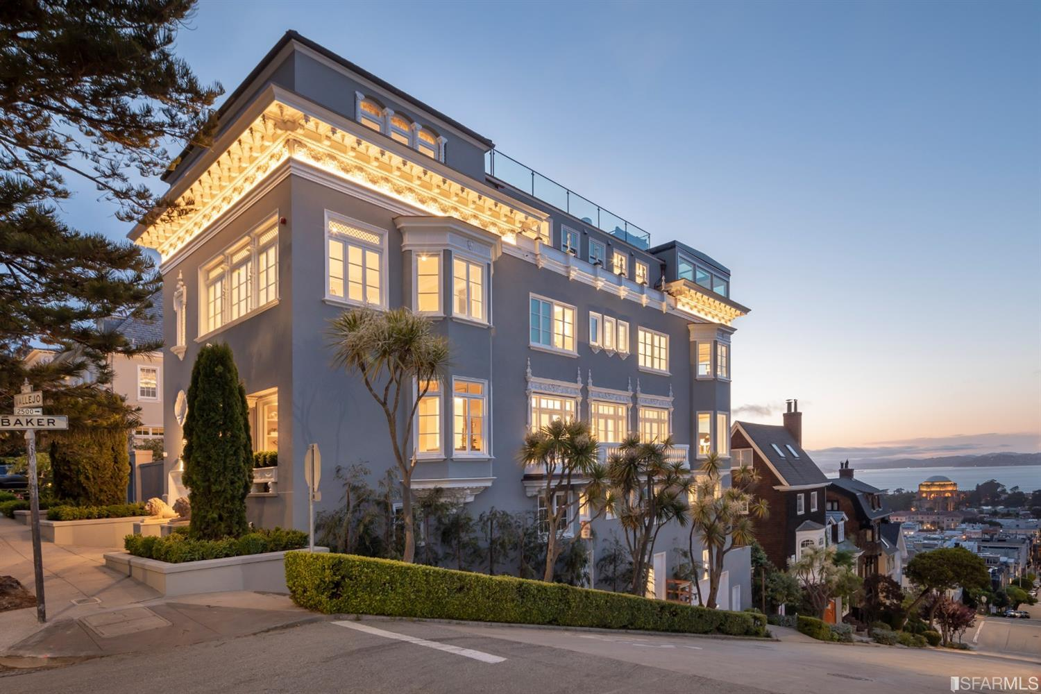 Luxury Homes For Sale In San Francisco