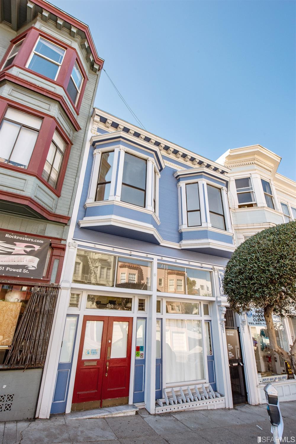 Spazio Italiano San Francisco 1853 1855 powell street, san francisco, ca 94133 | the city country group @  vanguard properties
