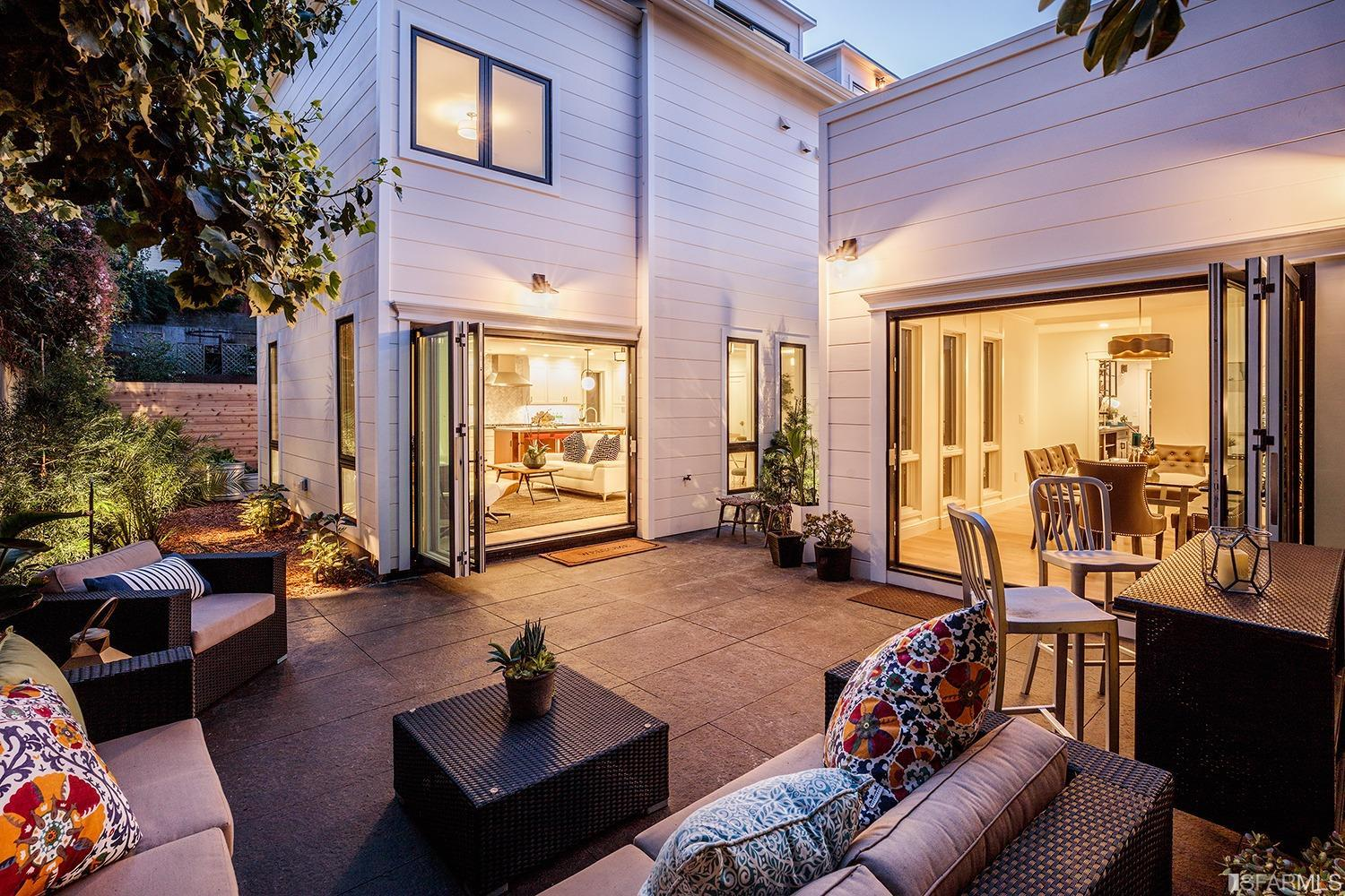 There's fantastic indoor-outdoor living @ 15 Prospect