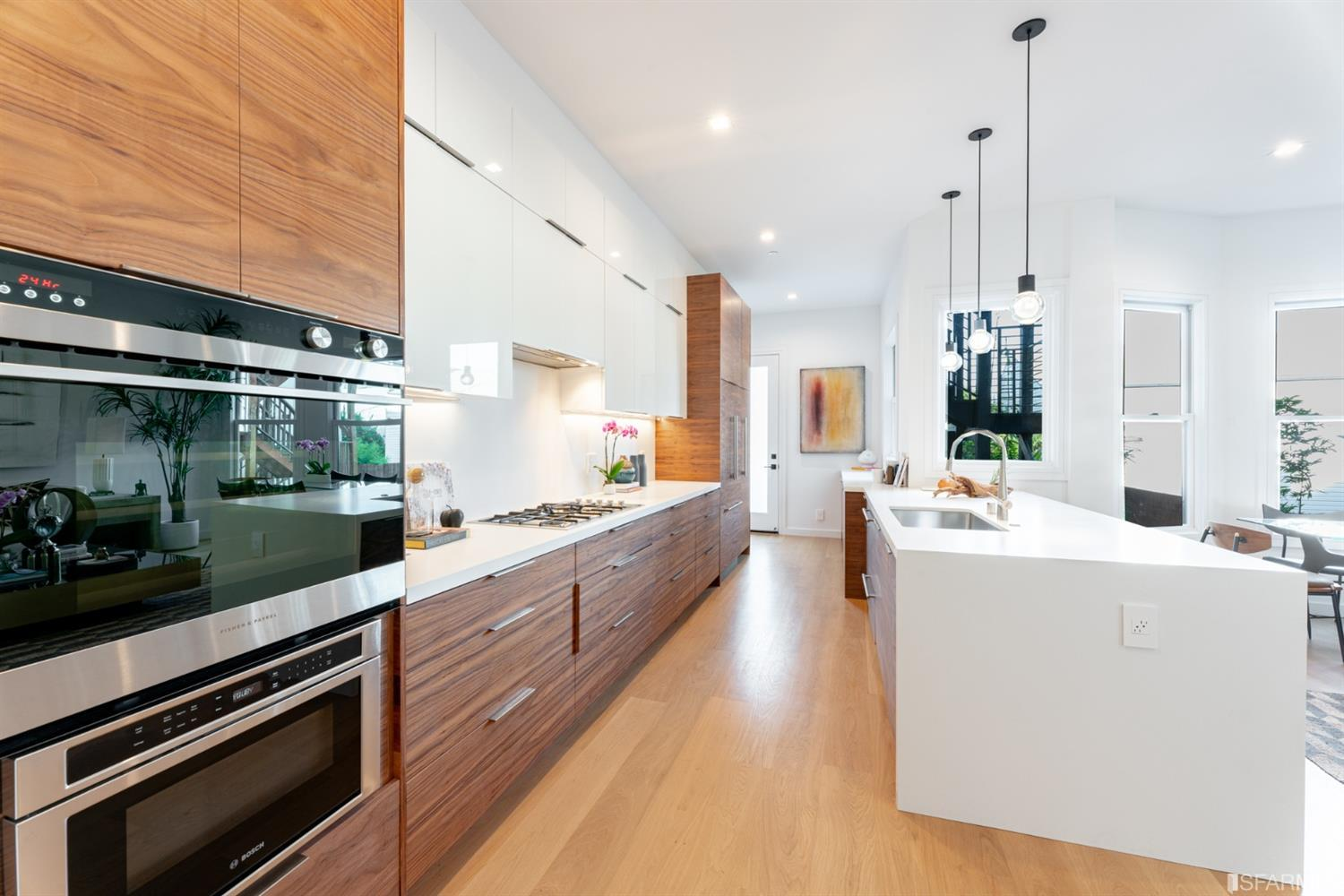 Welcome to 2824 21st St.  The fanatical attention to detail with the finishes will impress you.  And this gourmet kitchen will p