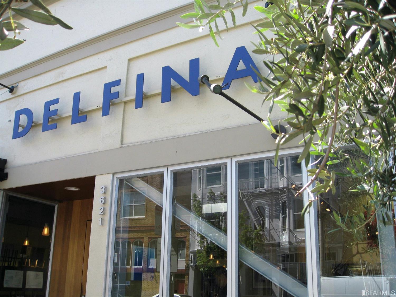 Wonderful convenient neighborhood shopping and restaurants including Delfina, Bi-Rite and Tartine. Fantastic location convenient
