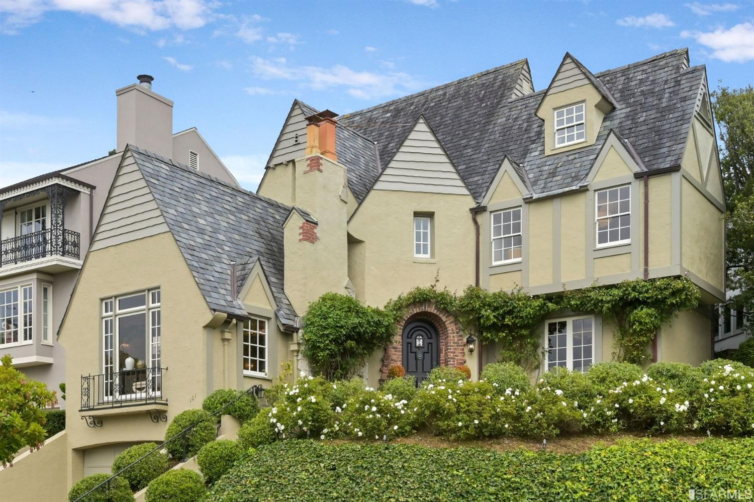 Magnificent Tudor Manor Home in Saint Francis Wood