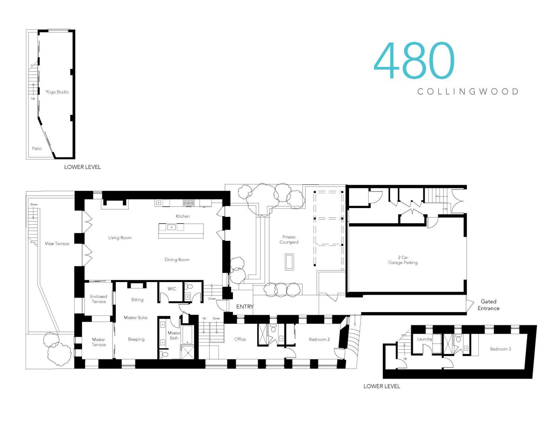 Listing 504646 : 480  Collingwood Street, San Francisco, CA, 94114  (photo 23)