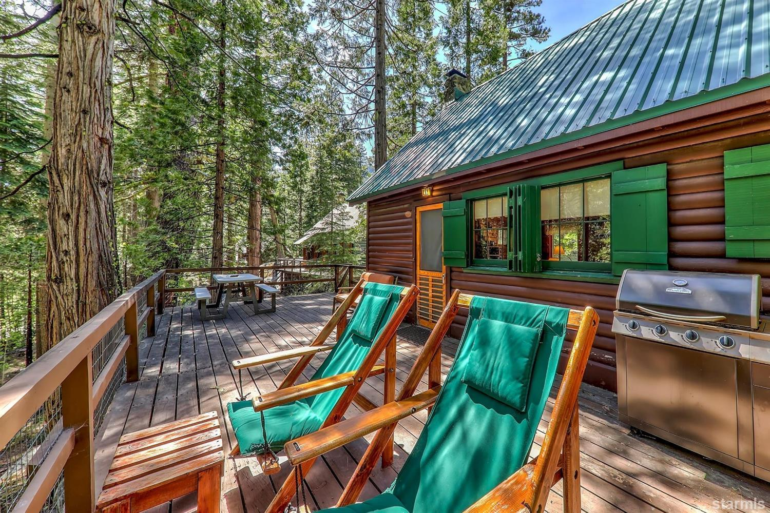 Forest Service - South Lake Tahoe and American River Canyon